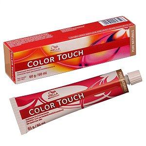 Tonalizante Color Touch Wella 5/97 Castanho Claro Cendre Marrom