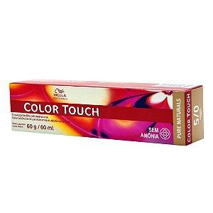 Tonalizante Color Touch Wella 5/0 Castano Claro