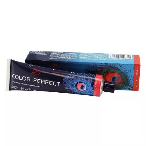 Tintura Color Perfect Wella 7/4 Louro Médio Avermelhado