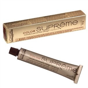 Tintura Loreal Color Supreme 7.34 Conhaque 50g
