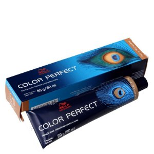 Tintura Color Perfect Wella 5/0 Castanho Claro