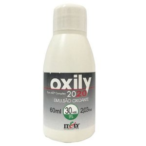 Emulsão Oxidante Itely 9% 30vol 60ml