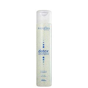 Shampoo Acquaflora Detox Antirresíduo 300ml