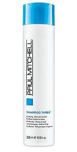 Shampoo Paul Mitchell Three 300ml