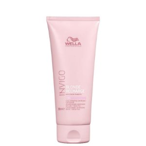 Condicionador Wella Blond Recharge Invigo 200ml