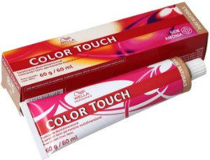 Tonalizante Color Touch Wella 8/0 Louro Claro