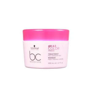 Máscara Capilar Schwarzkopf Professional BC Bonacure pH 4.5 Color Freeze Treatment 200ml