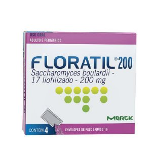 Floratil 200 4 envelopes