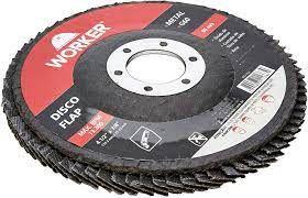 DISCO FLAP RETO G60 115X22;2MM METAL - WORKER