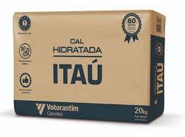 Cal Hidratada CH-III ITAU 20Kg Votoran