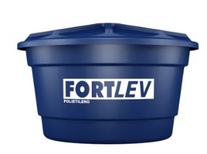 Caixa D´Água Polietileno 1.000 L Fort Lev