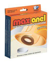Anel Vedação Cera p/Vaso Sanitário MAX C20