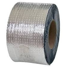 Manta Autoadesiva Alumino Flexível  10cm x 10m
