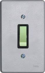 Interruptor de embutir c/ Placa