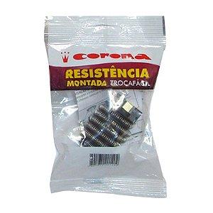 RESISTENCIA GORDUCHA BANHAO 3T 127V CORONA