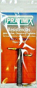 Resistência Elétrica Maxi Ducha,Bello Banho, J. Set 3, B ducha, Relax LX, Relax 3T -Pratimix