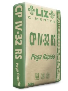 Cimento Liz CP IV 32 RS 50kg