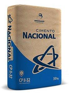 Cimento Nacional CP II-32 50 Kg