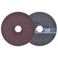 Disco Lixa Aço LTF 4.1/2  Grão 80 - Carborundum