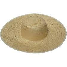 Chapéu de Palha 50Cm