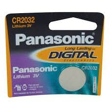 Bateria Panasonic CR 2032 3V