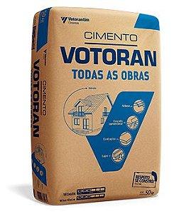 Cimento Votoran Todas as Obras 50kg 10 Sacos- a Retirar