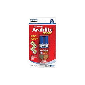 ADESIVO  ARALDITE HOBBY 6 G 10M TEK