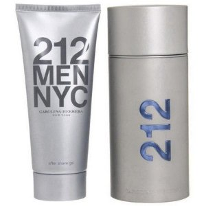 Kit 212 Masculino Eau de Toilette 100ml + Shower Gel 100ml