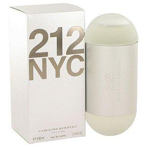 212 NYC Carolina Herrera - Perfume Feminino - Eau de Toilette - 100ml