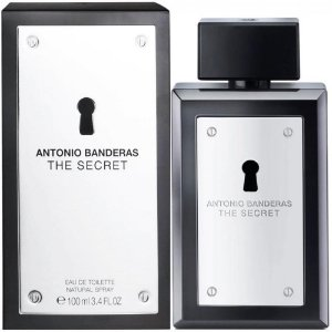 The Secret Antonio Banderas - Perfume Masculino - Eau de Toilette - 100ml