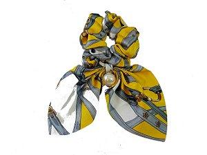 Scrunchie Amarelo