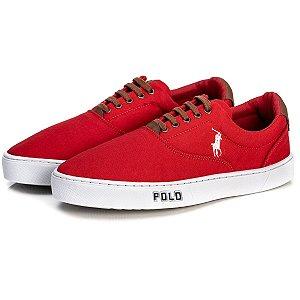 Polo Way V2 Masculino - Vermelho