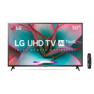 TV LED UHD 50 LG 50UN7310 BT SMT MAGIC