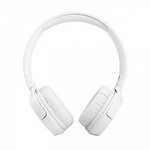 Fone De Ouvido Jbl Tune 510Bt Bluetooth Sem Fio Branco