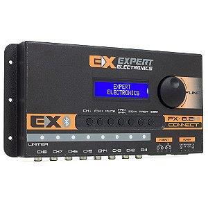 Processador de Audio Banda Expert Electronics Px8.2 Hi Connect