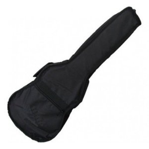 Capa p/Violao Folk Jumbo Black 600