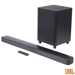 Caixa de som JBL Soundbar 5.1 325W Surround