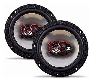 Alto-falantes Bravox 5p Triaxial B3x50x - 100 Watts Par
