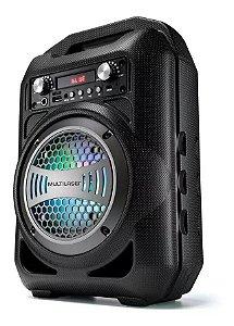 Caixa De Som Multilaser Portátil Bluetooth SP256