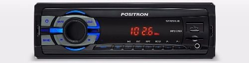 Auto Radio Positron SP2210 Ub Usb Sd Card Aux