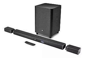 Soundbar Jbl Com 5.11 Canais E 218w - Bar 5.11