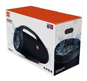 Caixa De Som Jbl Boombox Bluetooth - Preto Original