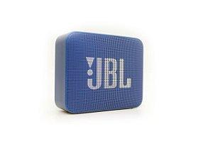 Caixa De Som Jbl BT Go2 Azul Claro