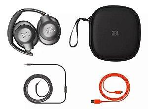Fone De Ouvido Bluetooth Microfone Jbl Everest 310ga cinza escuro*
