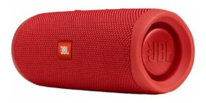 Caixa De Som Jbl Bt Flip 5 20W original Vermelha
