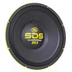 Alto Falante Eros 15P Sds 3K3 Evolution 4 Ohms