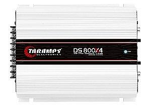 Módulo Amplificador Taramps Ds 800x4 Rms 02 ohms