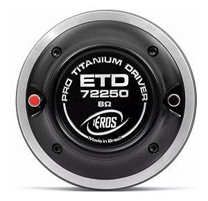 Driver Ti Eros 72250 Titanium 125w 8 Ohms