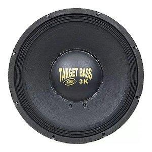 Woofer Eros 15 Pol Target Bass 3.0k 1500w Rms 4 Ohms
