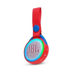 Caixa De Som Portátil Jbl POP- 3w Bluetooth-VERM